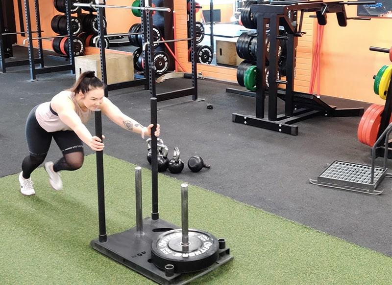 Personal trainer Keravalla, Jasmin Mantila